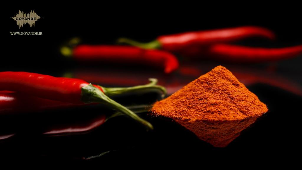 آیا مصرف غذاهای تند برای گویندگی مضر است ؟