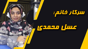 نظرات هنرجویان- عسل محمدی