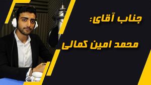 محمد امین کمالی